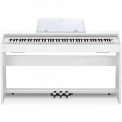 Casio piano numerique PX770WE blanc