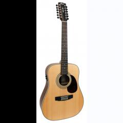 cort guitare folk E70-12EOP