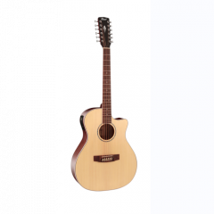 cort guitare folk GA-MEDX-12OP